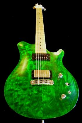 Guilford Guitars, Wood Parts and Materials are the best! - HB-1