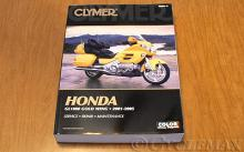 GL1800 Clymer Repair Manual