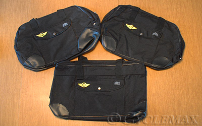 GL1800 Deluxe 3 Pc Luggage Set