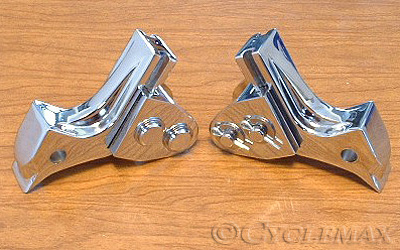 GL1800 Goldwing Driver Peg Lowering Brackets