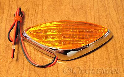 GL1800 LED Front Fender Emblem