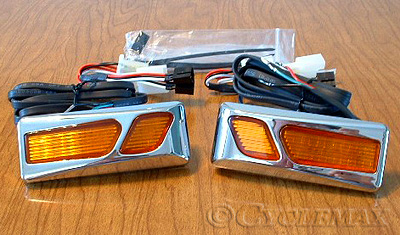 GL1800 LED Front Reflector Conversion