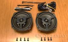 GL1800 Two Way Neodymium Speakers