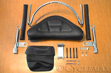 GL1800 Driver Backrest