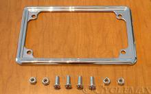 GL1800 License Plate Frame