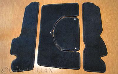 GL1800 3 Piece Carpet Set