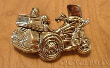 GL1500 trike pin