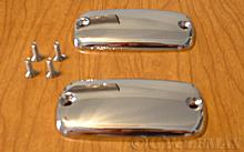 GL1800 Chrome Master Cylinder Covers