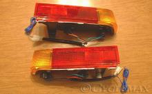 GL1500 Saddlebag Corner Turn Signals