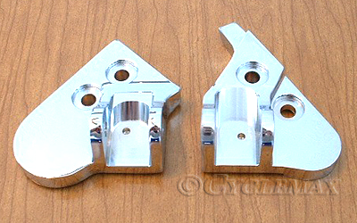 GL1800 Chrome Footpeg Mounts