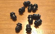 GL1800 Low Profile Plastic Rivets