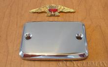 Goldwing Chrome Master Cylinder Cover