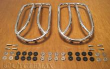 Chrome Trike Fender Racks