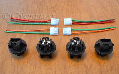 GL1800 Saddlebag Light Harness