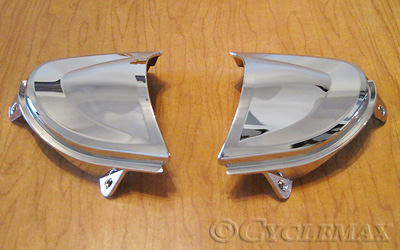 GL1800 Headlight End Trim
