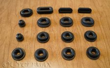 GL1800 OEM Side Cover Grommet Set