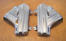 GL1800 Chrome Front Fender Covers