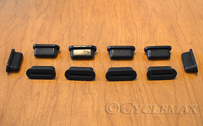 Slotted Grommets