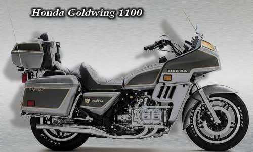 Honda GL1000 & GL1100 Parts & Honda GL1100 Accessories