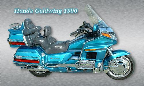 Honda GL1500 Parts