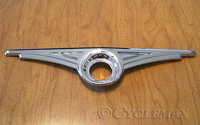 GL1800 Trunk Keyhole Trim