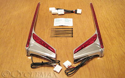 GL1800 LED Vertical Rear Light Strips