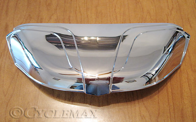 GL1800 License Plate Hood Trim