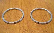 Knurled Accent Rings