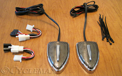 GL1800 Aero Head Marker Lights