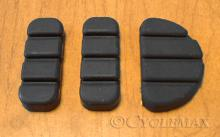 GL1500, ISO Brake Pedal Pad Rubber Replacement
