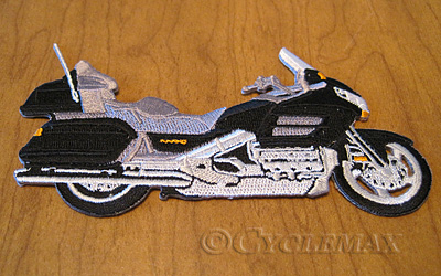 GL1800 Honda Bike Patch