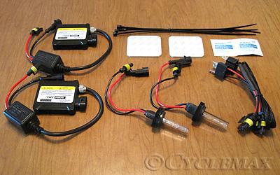 GL1800 35 watt HID Headlight Kit