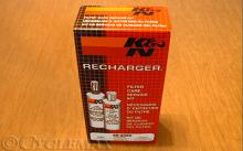 K and N Air Filter Recharger Kit