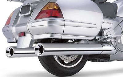 GL1800 Cobra Touring Muffler