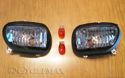 GL1800 Euro Front Turn Signals