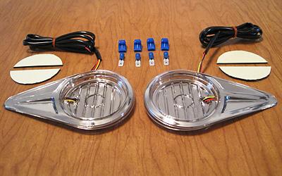 GL1800 LED Side Logo Accents
