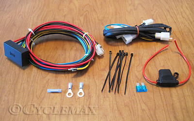 gl1800 trailer wiring harness gl1800 isolated trailer wiring harness  gl1800 isolated trailer wiring harness