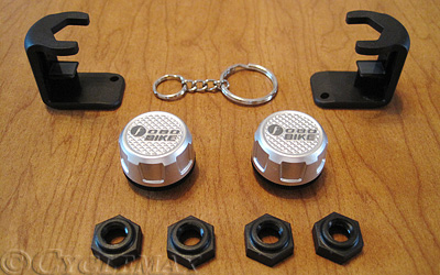 Bluetooth Tire Pressure Monitor Sensors