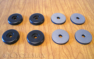 Goldwing Trunk Rack Base Washer Kit