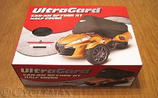Can-Am Spyder UltraGard Half Cover