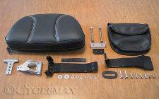 Can-Am Spyder F3 Smart Mount Backrest