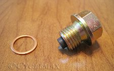 Goldwing Magnetic Drain Bolt