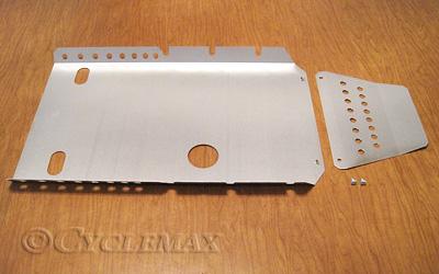 GL1500 Aluminum Belly Pan