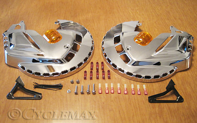 GL1800 Lighted Rotor Covers