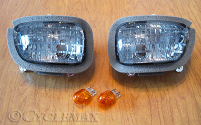 GL1800 Smoked Front Turn Signals