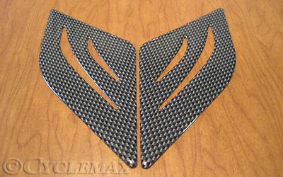 GL1800 Helmet Area Scuff Pads