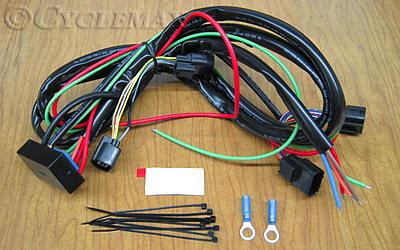 2018 Goldwing Isolated Trailer Wiring Harness