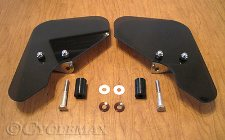 Spyder RT Inner Panels for Air Wings with Uppers