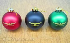 Goldwing Christmas Tree Ornament