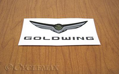 Goldwing Decal Sticker